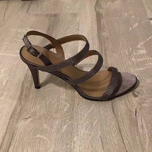 Style & Co Shoes - Silver Heels